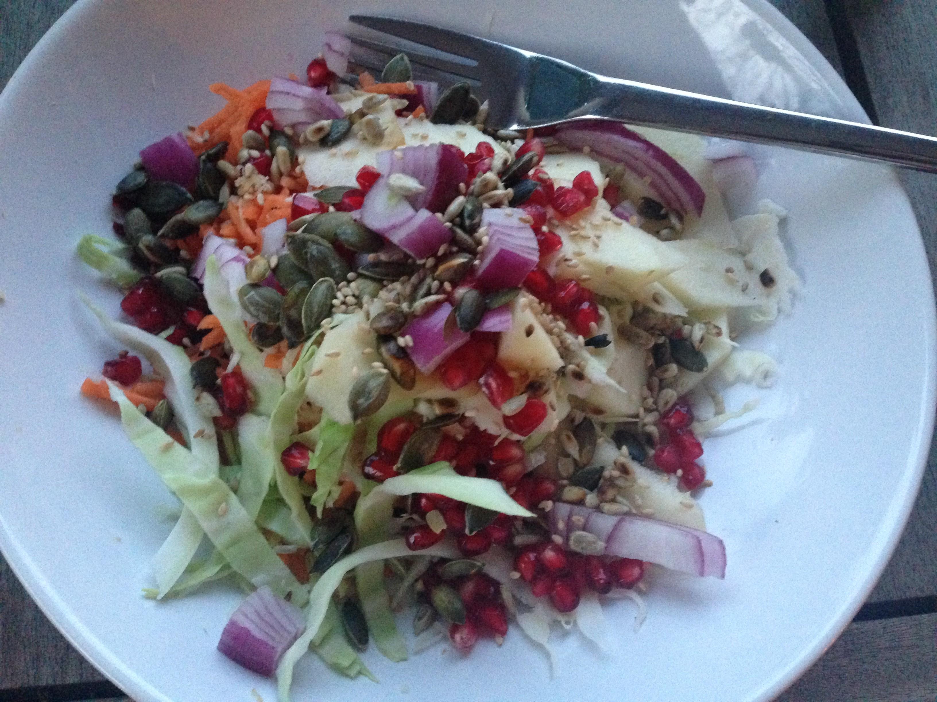 Jesenja salata